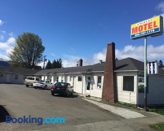 Angeles Motel - Port Angeles - Gebouw