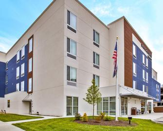 SpringHill Suites by Marriott Pittsburgh Butler/Centre City - Butler - Building