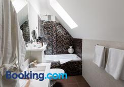 Hotel Boutique Belvedere - Sinaia - Bathroom