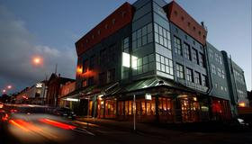 Grand Central Hotel - New Plymouth - Gebäude