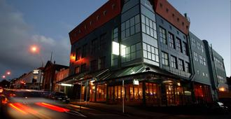 Copthorne Hotel Grand Central New Plymouth - New Plymouth - Building