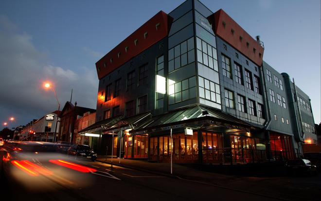 Copthorne Hotel Grand Central New Plymouth - New Plymouth - Gebouw