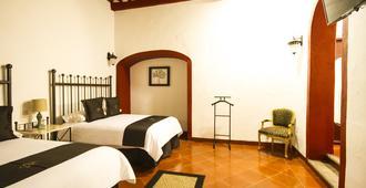 Hotel Santa Regina - Guanajuato - Bedroom