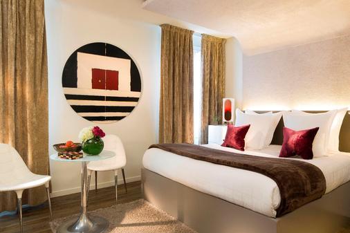 Hôtel Gabriel Paris - Paris - Bedroom