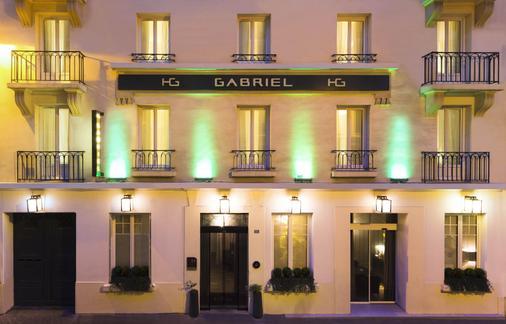 Hôtel Gabriel Paris - Paris - Building