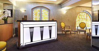 Best Western Premier Hotel Bayonne Etche Ona - Bordeaux - Bordeaux - Resepsjon