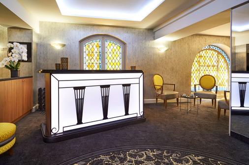 Best Western Premier Hotel Bayonne Etche Ona - Bordeaux - Bordeaux - Lễ tân