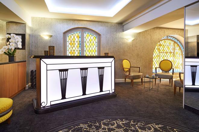 Best Western Premier Hotel Bayonne Etche Ona - Bordeaux - Μπορντό - Ρεσεψιόν