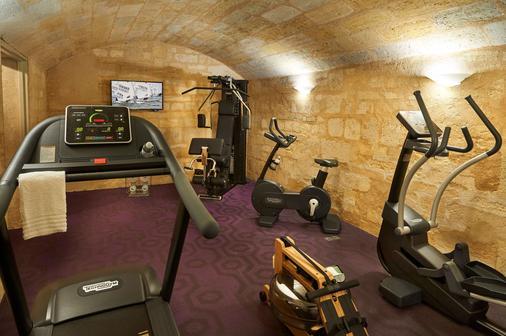 Best Western Premier Hotel Bayonne Etche Ona - Bordeaux - Bordeaux - Gym