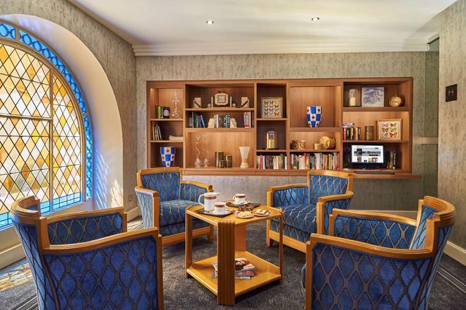 Best Western Premier Hotel Bayonne Etche Ona - Bordeaux - Μπορντό - Σαλόνι