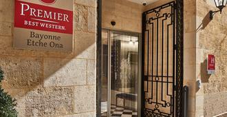 Best Western Premier Hotel Bayonne Etche Ona - Bordeaux - Burdeos - Edificio