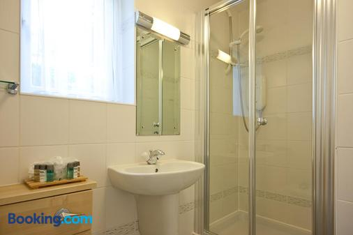 林武德旅館 - 溫得米爾 - 溫德米爾 - 浴室