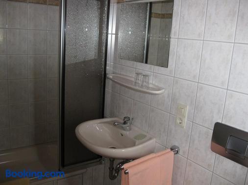 Gastehaus Steininger - Zwiesel - Bathroom