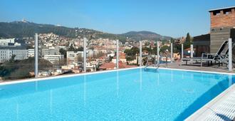加泰羅尼亞公園古爾酒店 - 巴塞隆拿 - 巴塞隆納 - 游泳池