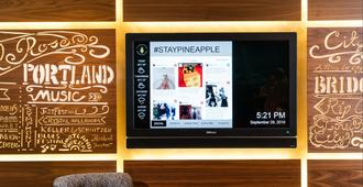 Staypineapple, Hotel Rose, Downtown Portland - Portland - Recepción