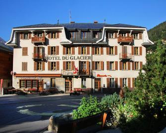 Hotel du Glacier - Fiesch - Gebäude
