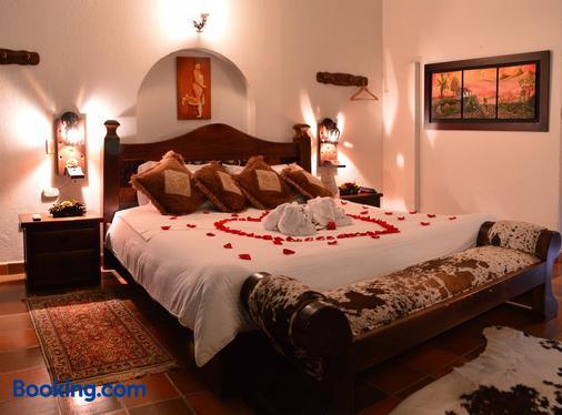 Hotel Antonio Nariño - Villa de Leyva - Phòng ngủ