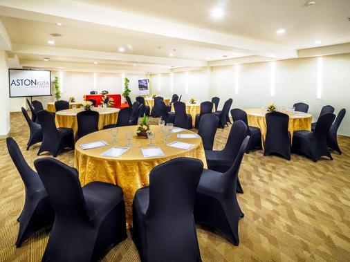 Aston Kuta Hotel and Residence - Kuta - Sảnh yến tiệc