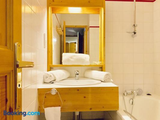 Le Floralp - Combloux - Bathroom