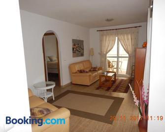 Amarillo Apartment - Puerto de Mazarron - Living room