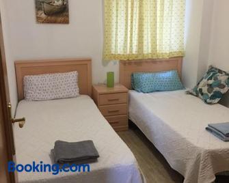 Amarillo Apartment - Puerto de Mazarron - Habitación