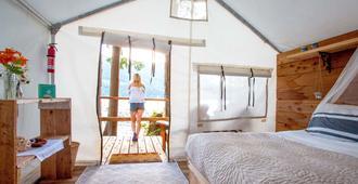 Wilderness Resort & Retreat - Cawley Point - Egmont - Schlafzimmer