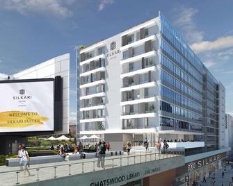 Silkari Suites Chatswood - Chatswood - Building