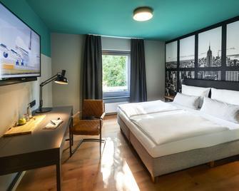 Quartier 82 By Arcadeon - Hagen (North Rhine-Westphalia) - Bedroom