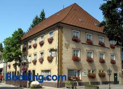 B&B Hotel Gasthof zum Bären - Titisee-Neustadt - Building