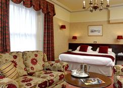 Best Western Plus Buxton Lee Wood Hotel - Buxton - חדר שינה