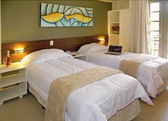 Serra Golfe Hotel - Bananeiras - Sypialnia