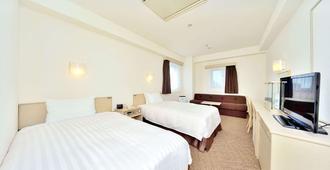 ホテルオークスリーゼ塚本 - 大阪市 - 寝室