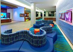 SpringHill Suites by Marriott at Anaheim Resort/Conv. Cntr - Άναχαϊμ - Σαλόνι ξενοδοχείου