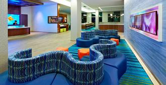 SpringHill Suites by Marriott at Anaheim Resort/Conv. Cntr - Anaheim - Lobby