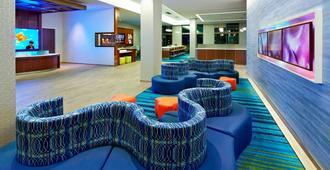 SpringHill Suites by Marriott at Anaheim Resort/Conv. Cntr - אנהיים - לובי