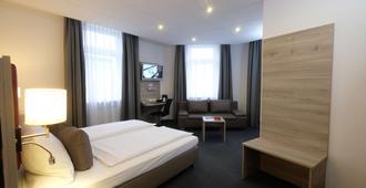Hotel Hohenstaufen - Koblenz - Bedroom