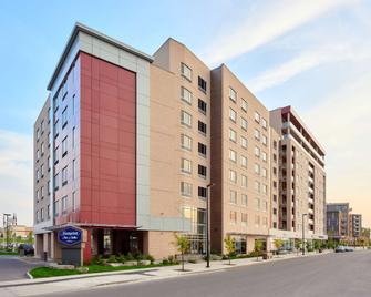 Hampton Inn & Suites by Hilton Quebec City /Saint-Romuald - Lévis - Building