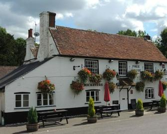 The Cricketers - Petworth - Gebouw