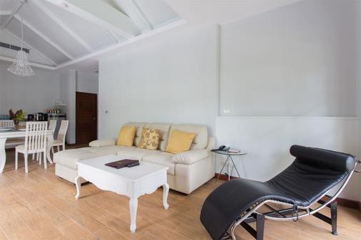 Alisea Pool Villas - Ao Nang - Living room