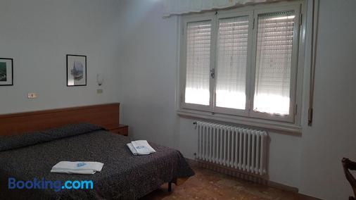 阿爾伯格索尼亞酒店 - 佛羅倫斯 - 佛羅倫斯 - 臥室