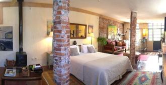 Colonia Suite Apartments - Colonia - חדר שינה