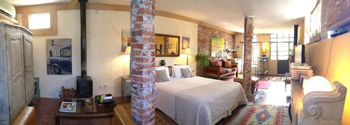 Colonia Suite Apartments - Colonia - Bedroom