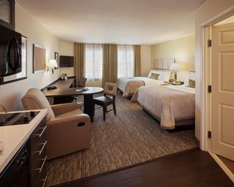 Candlewood Suites Goodlettsville - Nashville - Goodlettsville - Slaapkamer