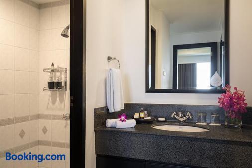 薩默塞特萬象酒店式公寓 - 永珍 - 浴室