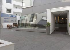 Hotel Barth - Kaiserslautern - Außenansicht