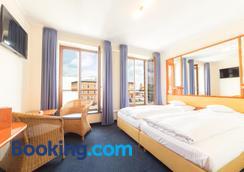 Hotel Kontorhaus Stralsund - Stralsund - Bedroom