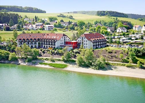 Göbel's Seehotel Diemelsee - Diemelsee - Außenansicht
