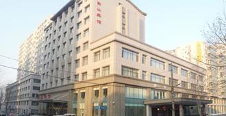 White Clouds Hotel - Dalian - Dalian - Edificio