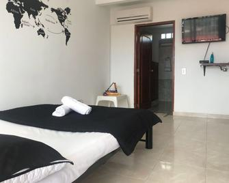 Vitrips Hostel Villavicencio - Віллавіценціо - Bedroom