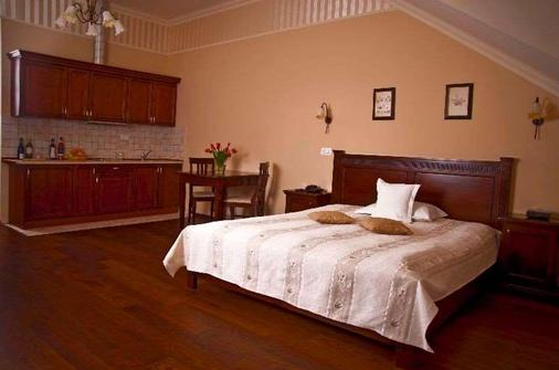 Aparthotel Iosefin Residence - Timisoara - Phòng ngủ